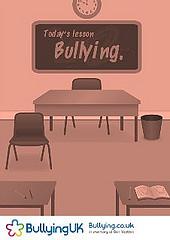 Gay- bully poster uk