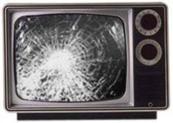 Television broken