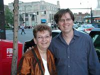 Vsc John Ewing and me