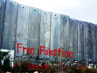Askenazi wall free palestine