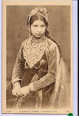 Askenazi morocco jewish girl
