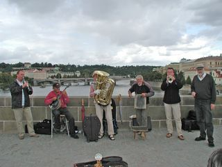 Prague Bridge Band