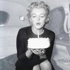 FB Marilyn Monroe birthday