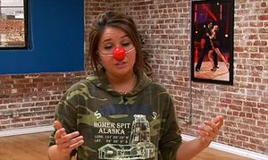 Bristol clown