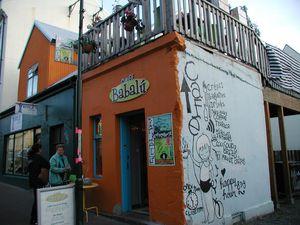 Iceland Babalu cafe
