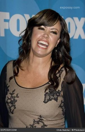 MM Mary Murphy laughing