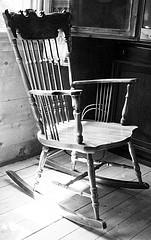 Gran rocking chair