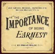 Earnest poster