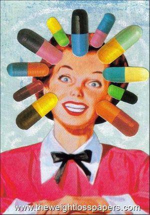 Bones pills