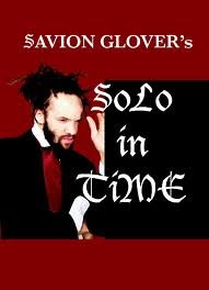 Savion Glove SoLo in Time poster