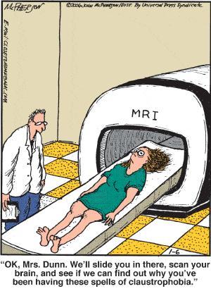 MRI cartoon