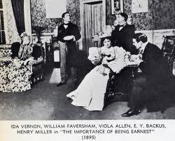 Earnest 1895 production