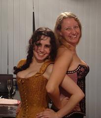Fff corset girls