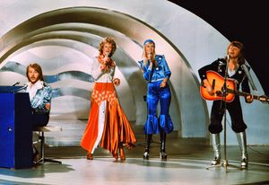 London eurovision abba