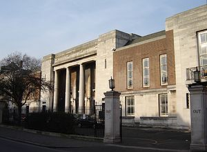 London stoke newington town hall