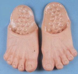 London sore feet