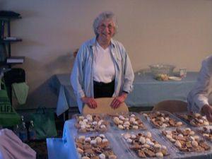 Anne doreen & cookies