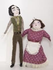 Muscle jack sprat and wife
