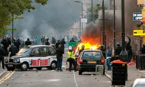 Pembury hackney riots