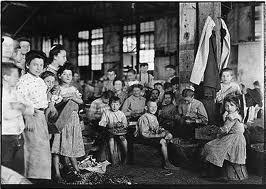 Working class child laborers