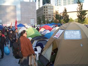 Occupy free trade