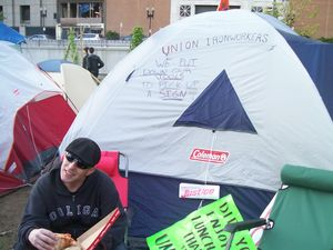 Occupy union