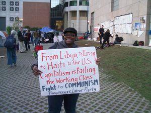 Occupy communist