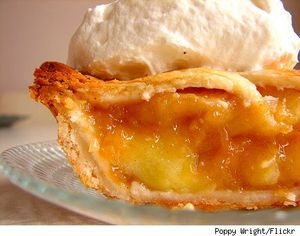 May day apple pie