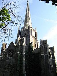 Lond abney cemetery chapel