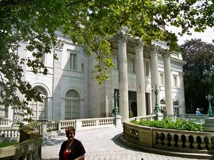 Newport marble house