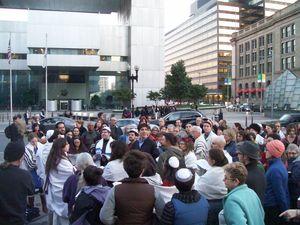 Occupy yom kippur group