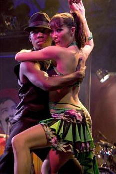 Kings of salsa couple