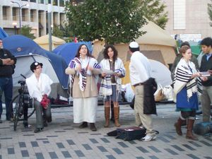 Occupy women rabbis