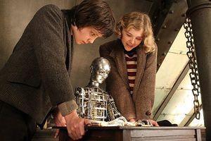 Hugo Isabelle robot