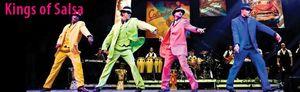 Kings of salsa men