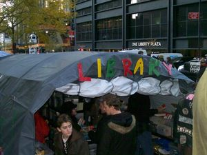 Occupy Wall Street LIBRARY 060