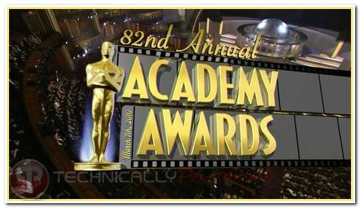 Oscar2012 academy awards