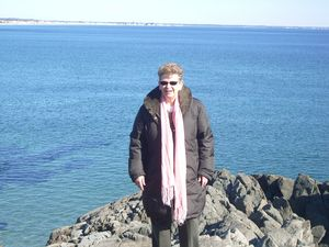 ME me on Marginal way