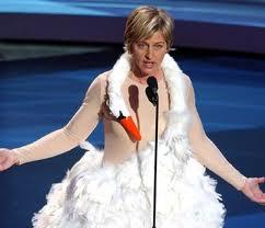 Oscar 2012 ellen as bjork