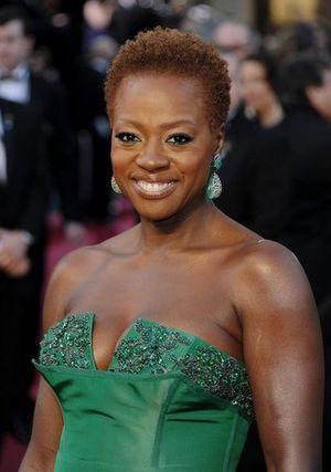 Oscar 2012 viola davis