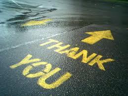 2011 thank you street