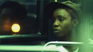 Pariah on bus