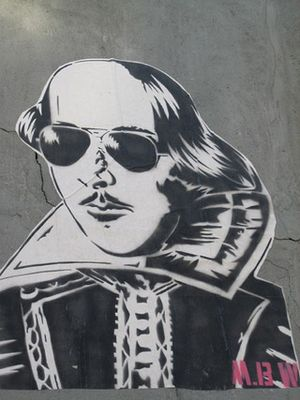 La shakespeare