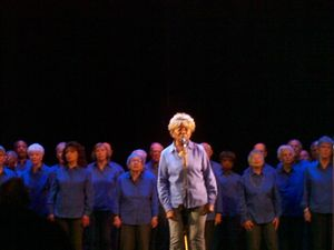 65 Young at Heart chorus