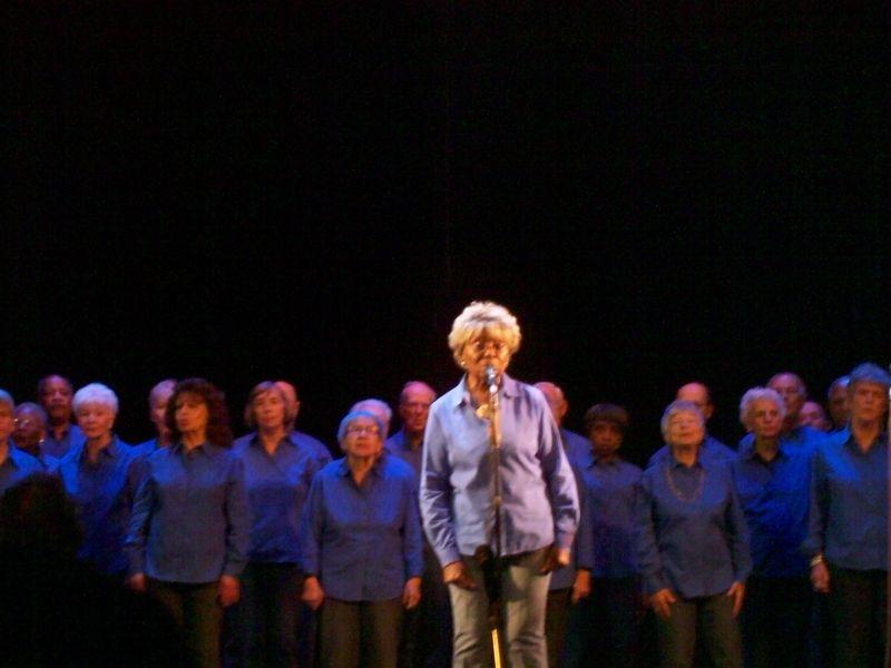65 Young at Heart chorus