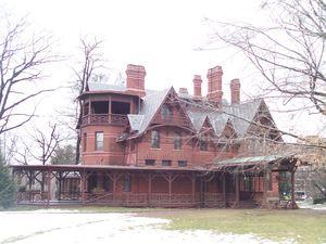 Twain home