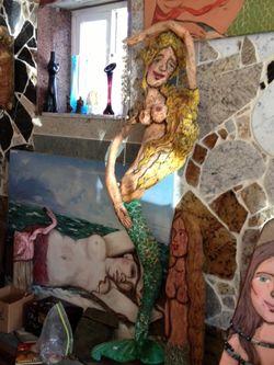 Fernandina mermaid