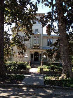 Fernandina old building