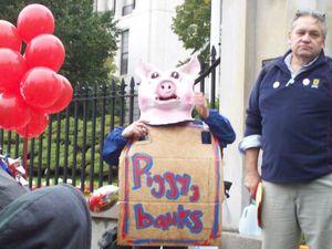 Ocpy piggy banks