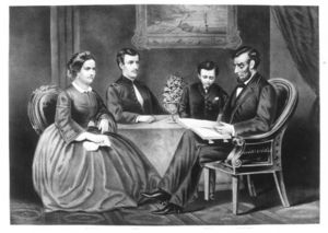 Lincoln family